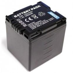 Batería compatible con Panasonic VW-VBD210 CGA-DU21