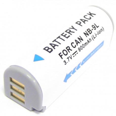 Batería compatible con Canon NB-9L