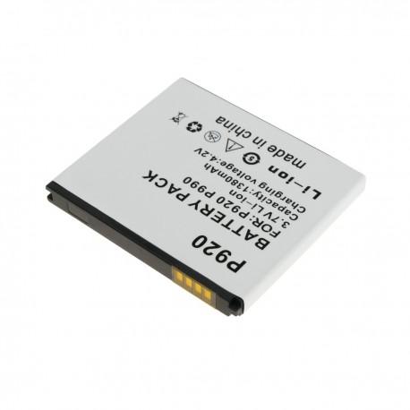 Batería compatible con LG Optimus 3D 2X P920 P990 P993 P999 SU660