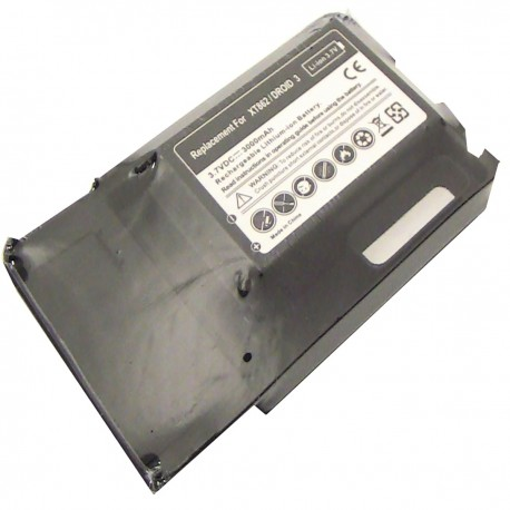Batería compatible con Motorola Droid3 XT862 extendida con tapa