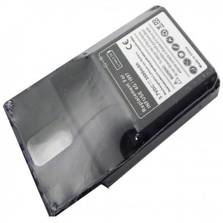 Batería compatible con Samsung Infuse 4G i997 extendida con tapa