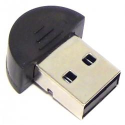 Adaptador Bluetooth USB Mini V2.0 (Clase 1)