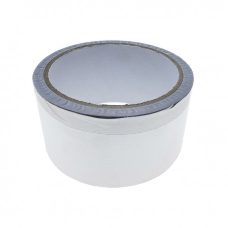 Cinta adhesiva de aluminio de 50mm x 10m