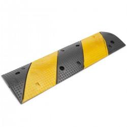 Pasacables de suelo para protección de cables eléctricos 1 vía 99x30 cm y reductor de velocidad
