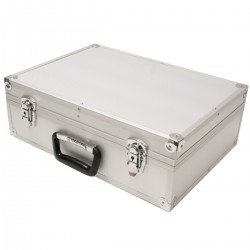 Maletín de aluminio para transportar herramientas GTK-720