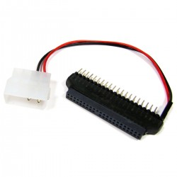 Kit Adaptador/Cable HDD 2.5 a 3.5 (IDC40M-IDC44H)