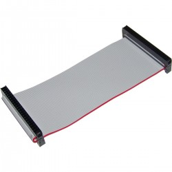 """Cable Datos IDE HDD 2.5"""" 10cm (2xIDC44H)"""