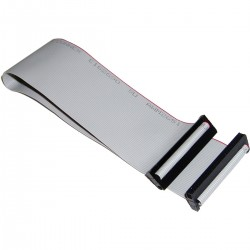 """Cable Datos IDE HDD 2.5"""" 30cm (2xIDC44H)"""