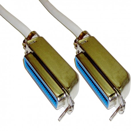Cable TELCO-50 DS0 28AWG (Telco-50 H/H) 1.8m