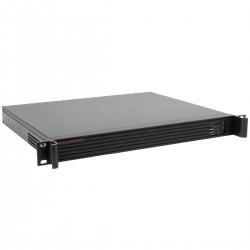 """Caja rack 19"""" IPC microATX 1U 2x3.5"""" fondo 360mm"""