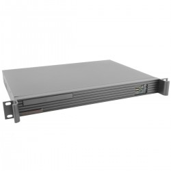 """Caja rack 19"""" IPC mini-ITX 1U fondo 310mm"""