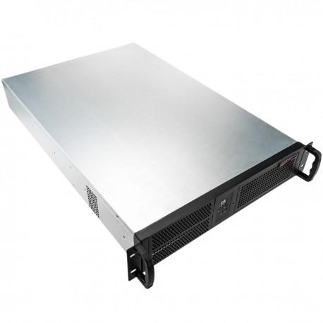 """Caja rack 19"""" IPC ATX 2U 2 x 5.25"""" externas + 9 x 3.5"""" internas profundidad 660 mm"""