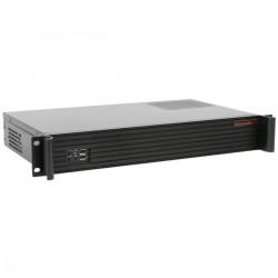 """Caja rack 19"""" IPC mini-ITX 1.5U 1x3.5"""" 1x2.5"""" fondo 250mm"""