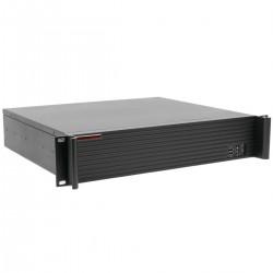 """Caja rack 19"""" IPC ATX EATX 2U 4x3.5"""" fondo 380mm"""
