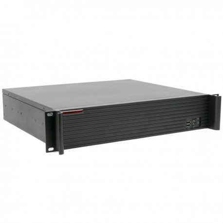 "Caja rack 19"" IPC ATX EATX 2U 4x3.5"" fondo 380mm"