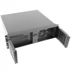"Caja rack 19"" IPC ATX 3U 2x5.25"" 7x3.5"" fondo 420mm"