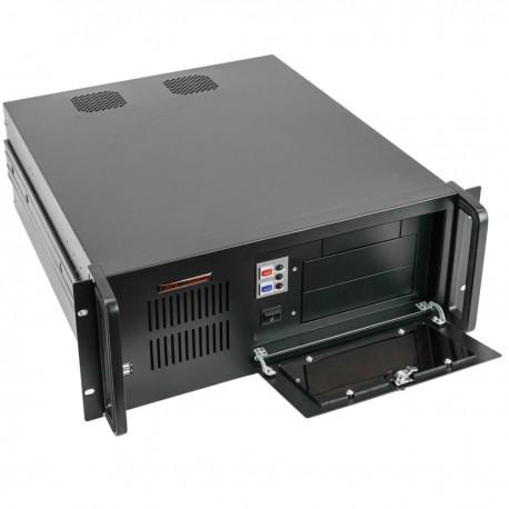 """Caja rack 19"""" IPC ATX EATX 4U 2x5.25"""" 8x3.5"""" fondo 540mm"""