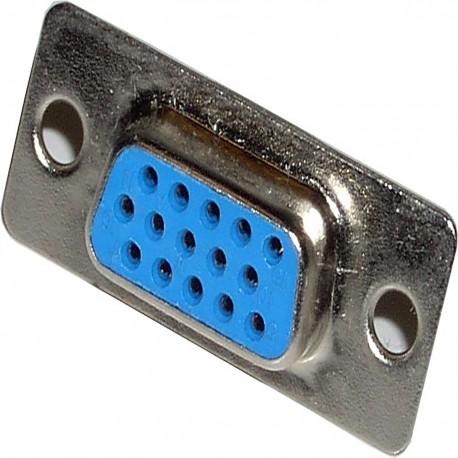 Conector HD15 Hembra