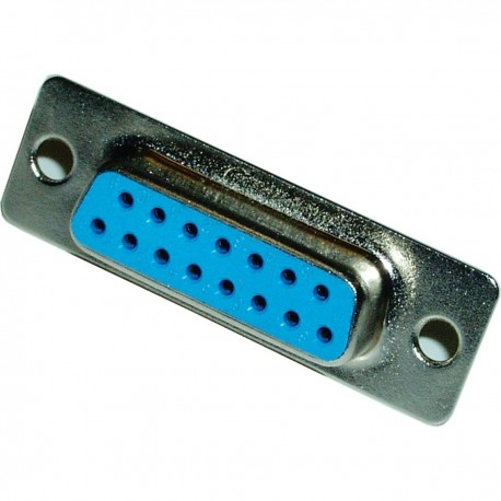 Conector DB15 Hembra