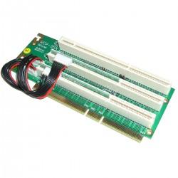Riser Card 65.88mm (3 uPCI64 3.3V/5.0V)
