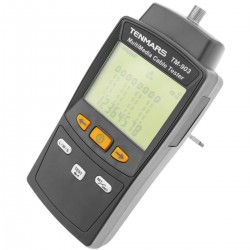 Multimedia LAN cable tester TM-903