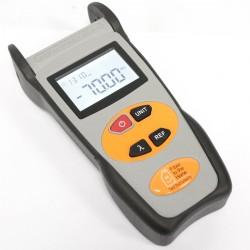 Medidor de potencia óptica de -70 dBm a +3 dBm