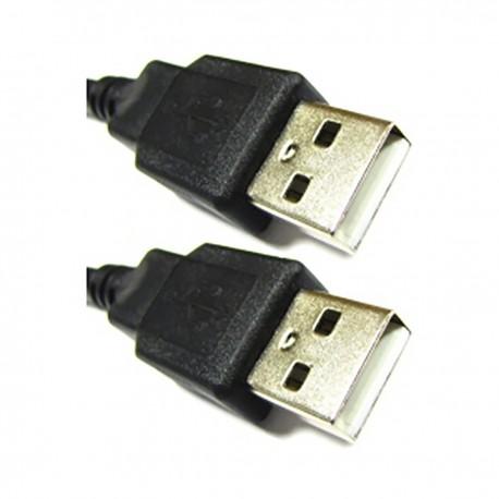 Cable USB 2.0 (AM/AM) 3m
