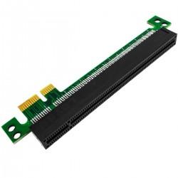 Riser Card PCI-Express 26 mm de 1X a 16X