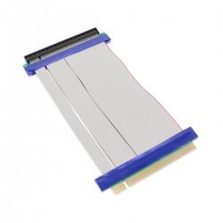 Cable extensión PCIe 16X 19cm riser card