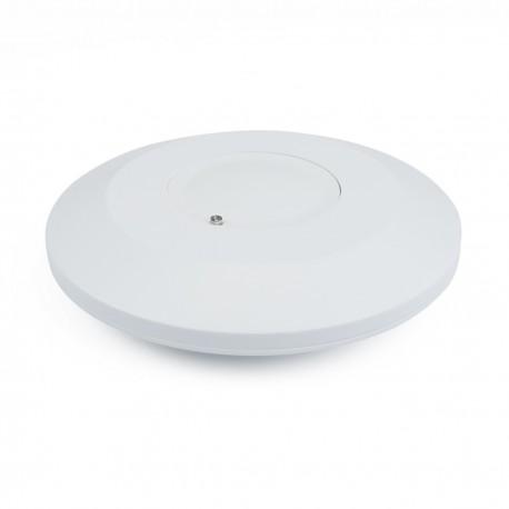 Detector de movimientos superficie extraplano con control de tiempo luz y distancia