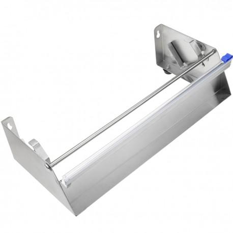 Dispensadora para bobina de film de plástico de 300 mm para envasado