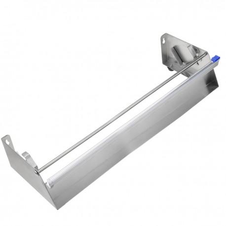 Dispensadora para bobina de film de plástico de 450 mm para envasado