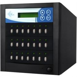 Duplicadora USB EZ-Dupe de 1 a 20 puertos