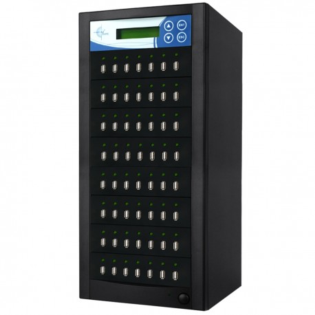 Duplicadora USB EZ-Dupe de 1 a 55 puertos