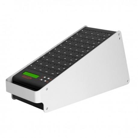 Duplicadora USB EZ-Dupe FlashMax de 1 a 39 puertos