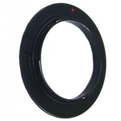 Anillo de rosca a conector macho de objetivo Nikon de 72mm