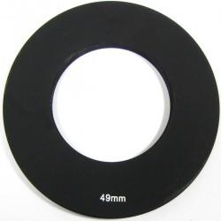 Anillo adaptador para portafiltros para lente de 49 mm