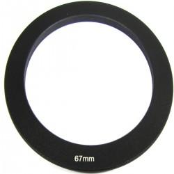 Anillo adaptador para portafiltros para lente de 67 mm