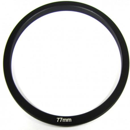 Anillo adaptador para portafiltros para lente de 77 mm