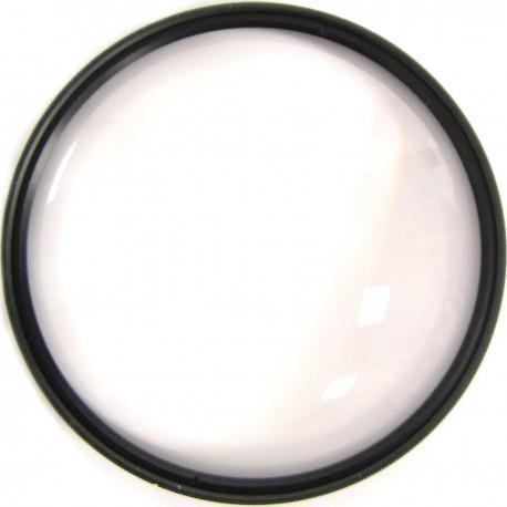 Filtro de fotografia macro +10 para objetivo de 72mm