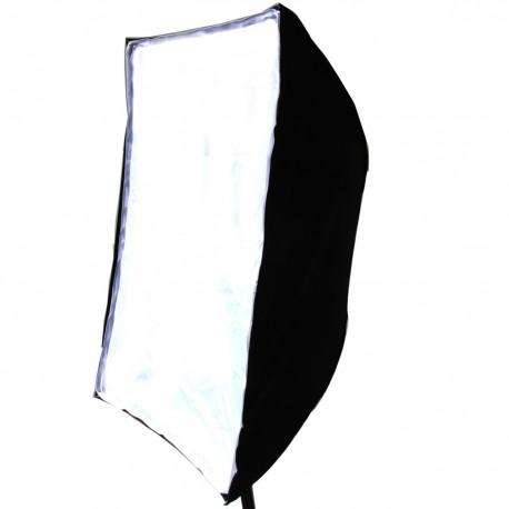 Campana reflectora para flash speedlite de 90x60cm rectangular