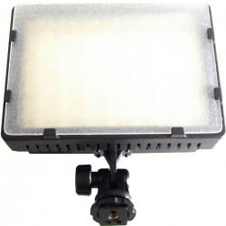 Lámpara de LEDs para cámara 13,70W 228LED para batería externa