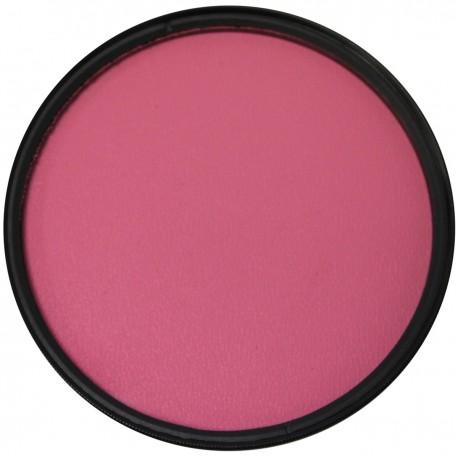 Filtro fotografia rosa para objetivo de 72 mm