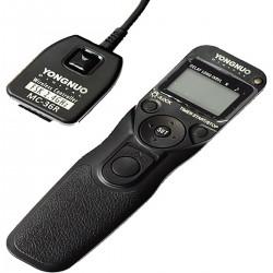 Disparador con temporizador inalámbrico para Sony Minolta