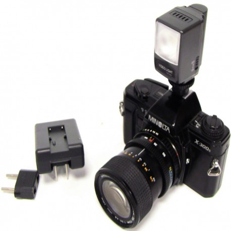 Antorcha profesional 1 LED de 160 lux con zapata Sony
