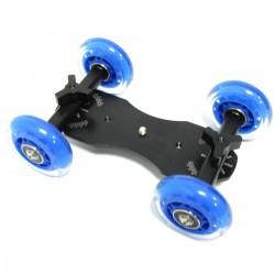 Base con ruedas para travelling de cámara Dolly B