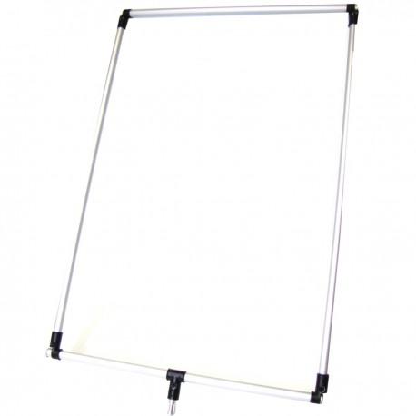 Panel reflector 4 en 1 rectangular 100x80cm