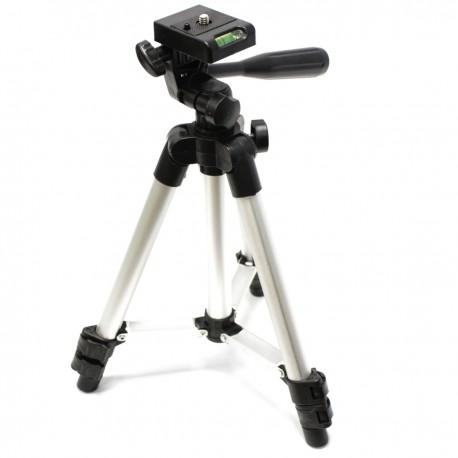 Trípode fotográfico de aluminio 250-600mm gama básica