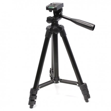 Trípode fotográfico de aluminio 344-1065mm gama básica