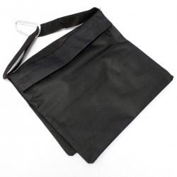 Contrapeso de bolsa de arena negra